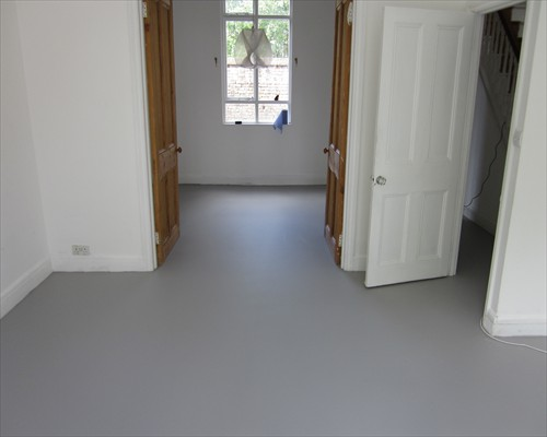 Grey Comfort Flooring Residential London