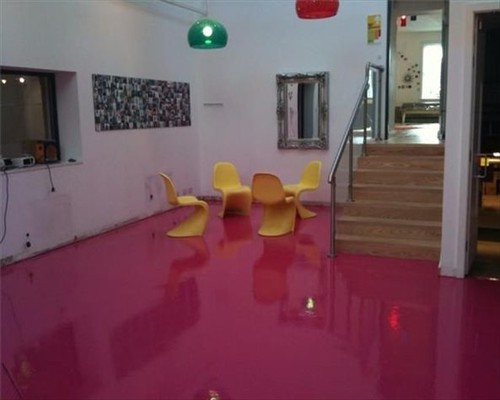 Poured Seamless Resin Floors And Polished Concrete Retail