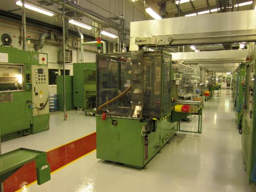 Industrial resin floors Newcastle Upon Tyne epoxy floor