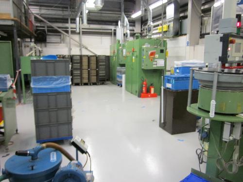 Warehouse Resin Floor Coatings Newcastle Upon Tyne