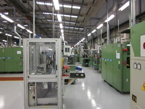 Epoxy Factory Floor Coatings Newcastle Upon Tyne