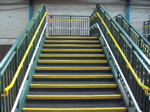 Anti slip resin flooring North Shields