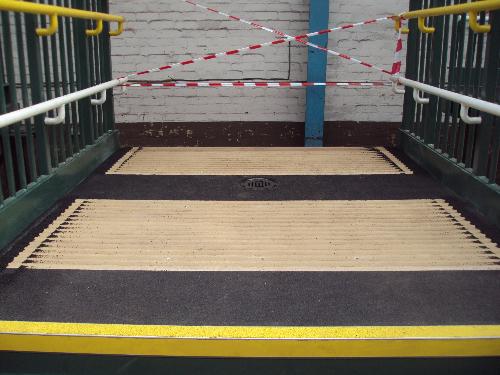 Polyurethane flooring North Shields Tyne and Wear