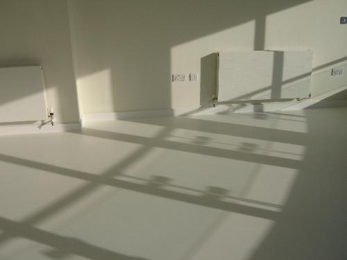 Poured resin flooring North London domestic floors