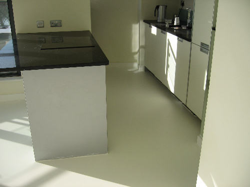 Seamless resin flooring East London poured floors