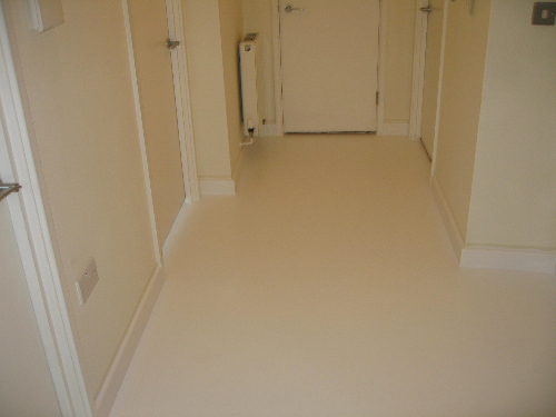 seamless resin flooring london