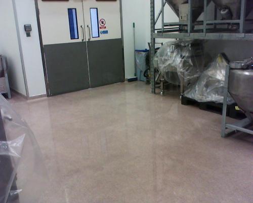 Solvent free epoxy resin flooring Stockton on Tees