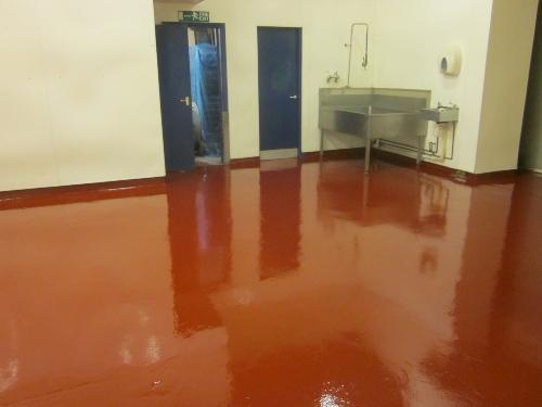 Bakery Flooring Newcastle Upon Tyne North East England