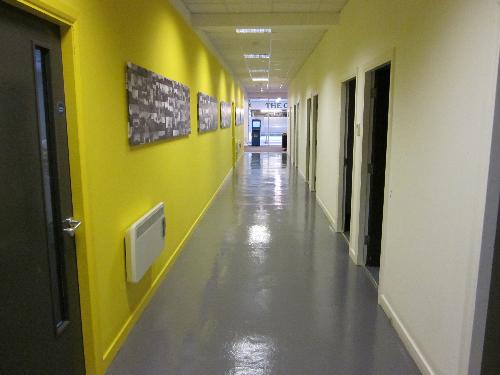 Solvent free epoxy floor treatments North East England