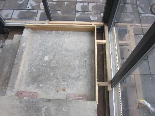 Concrete flooring Repairs in North East England