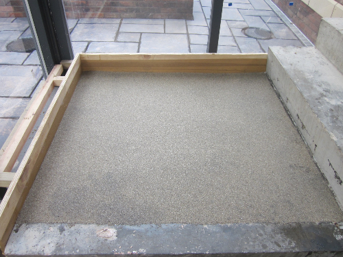 Epoxy resin floor repairs Newcastle North East England
