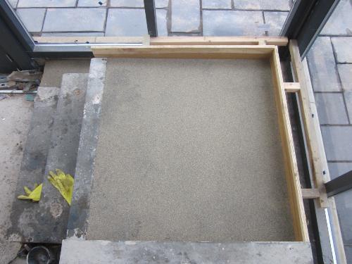 Epoxy resin mortar floor repairs Newcastle Upon Tyne