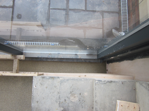 Resin floor screeding Newcastle North East England