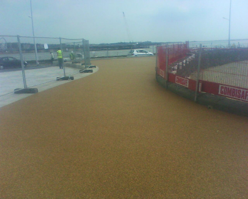 Resin surfaces exterior resin flooring Newcastle