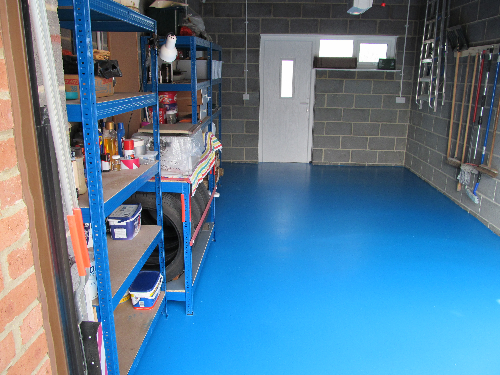 Decorative resin flooring Middleton St George Durham