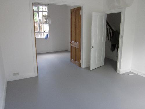 Designer resin flooring London