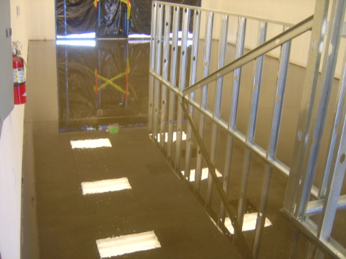 Solvent free high build epoxy floor coatings North East