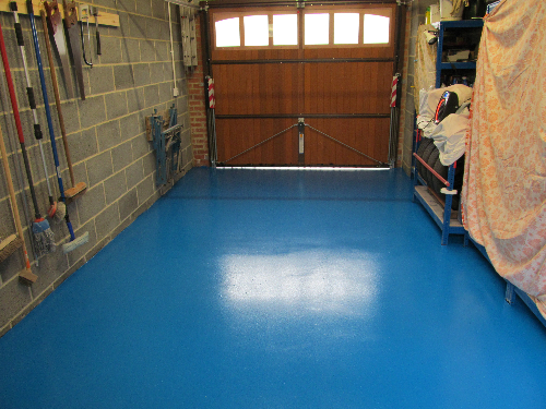 Epoxy resin floor coatings and screeds County Durham