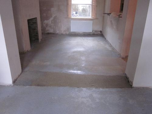 Epoxy floor repair Winchester Terrace Newcastle