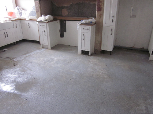 Surface damp proof membrane Newcastle Upon Tyne