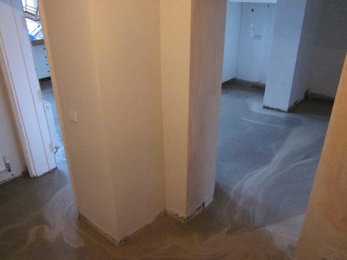Floor levelling and refurbishment screeding Newcastle