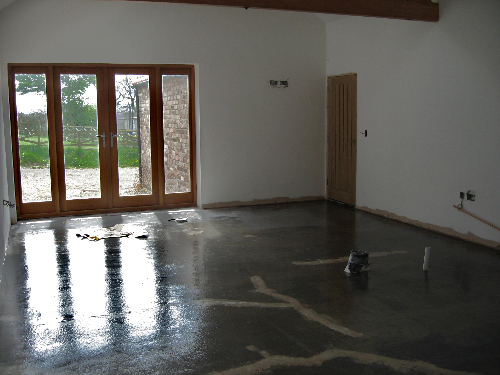 flooring compatible with underfloor heating Durham
