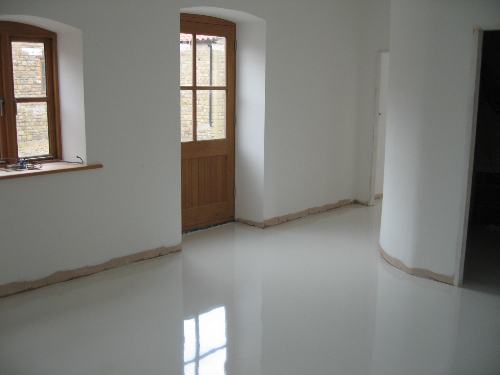 domestic resin flooring Durham North East England