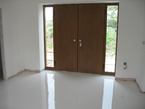 residential poured resin floors County Durham
