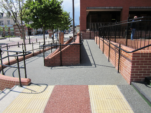 Resin exteriors paving pathways surfacing North East
