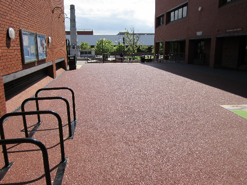 Resin exteriors permeable surface solutions North East