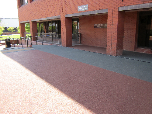 Resin exteriors gravel screeding systems North East