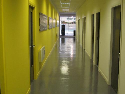 Poured resin flooring Peterlee County Durham