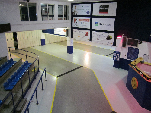 Concrete Coatings North East