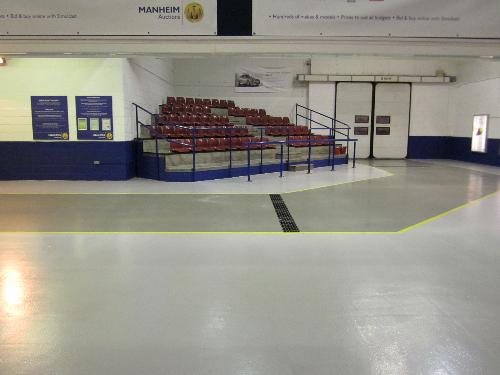 Slip Resistant Anti Slip Flooring North East England