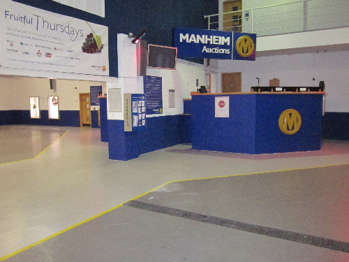 Commercial slip resistant flooring North East England
