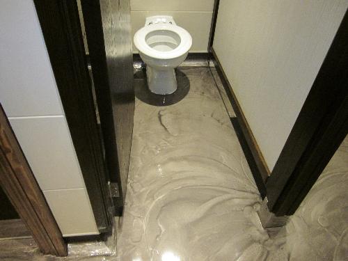 Metallic resin floor coatings Newcastle Upon Tyne