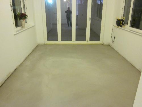 Microscreed decorative concrete floors Scotland