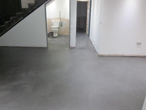Solacir interiors microscreed floors