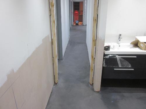 Solacir interior concrete floors Carlisle Cumbria
