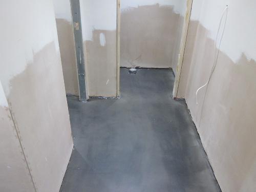 Micro screed interior concrete floors Carlisle Cumbria