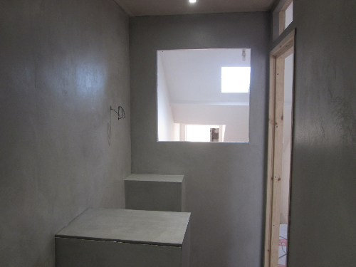 Microscreed polished concrete surfaces Newcastle