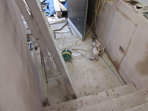 Residential poured resin flooring Newcastle Upon Tyne