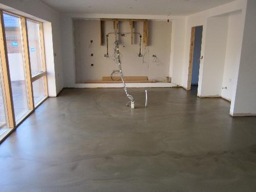 Microscreed decorative concrete flooring Milton Keynes