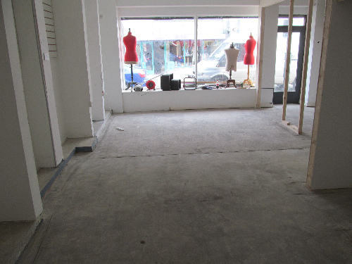 Commercial resin flooring Sunderland epoxy floor screed