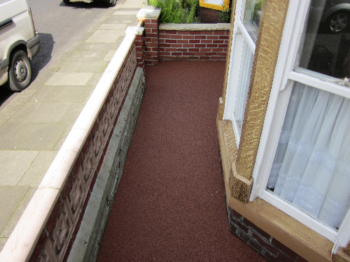 Resin Bound Concrete Resurfacing Sunderland Tyne Wear