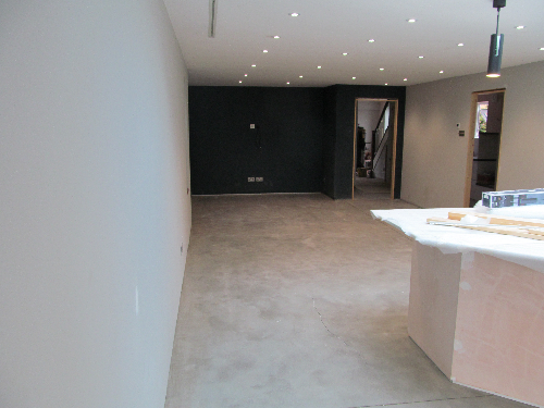 Microscreed interior concrete floors North East England