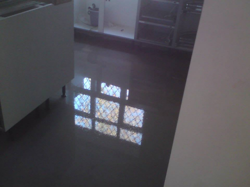 Poured rubber flooring Newcastle Upon Tyne