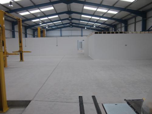 Dust free Floor preparation North East England
