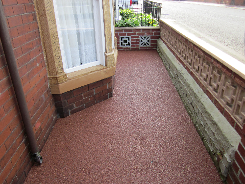 Resin Bound Aggregate Surfaces Sunderland Tyne and Wear