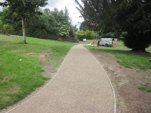 North East England Exterior Resin Flooring Systems
